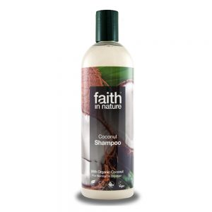 Faith in Nature prirodni šampon za suhu kosu kokos 400ml