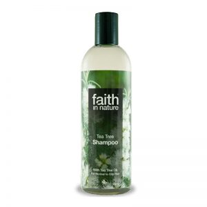 Faith in Nature šampon za masnu kosu čajevac 400ml