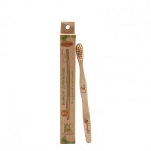 BIRKENGOLD – Četkica za zube od bambusa za djecu – medium