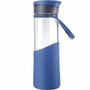 Migo staklena boca 550ml – plava
