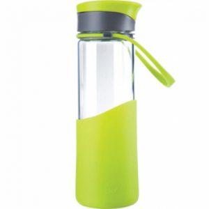 Migo staklena boca 550ml – zelena