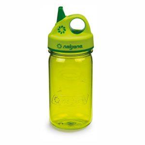 Dječja bočica Grip'n Gulp Zelena