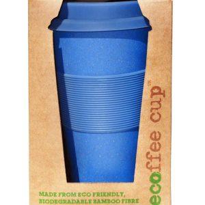 Ecoffee šalica za kavu/čaj  – Sakura Blue
