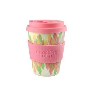 Ecoffee šalica za kavu/čaj  – Sakura Pink