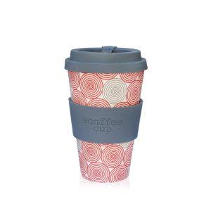 Ecoffee šalica za kavu/čaj  – Swirl