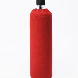 Dora's boca u pamučnoj crvenoj zaštitnoj košuljici 500 ml