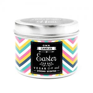 O.W.N. candles prirodna mirisna svijeća – Uskršnji zeko