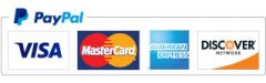 paypal and cards